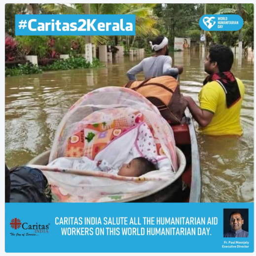 Caritas to Kerla