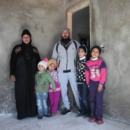 Syria Appeal Ali and Thouraya