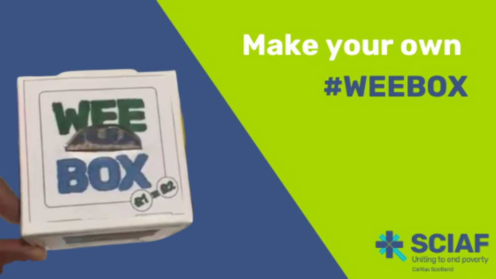 Make your own WEEBOX